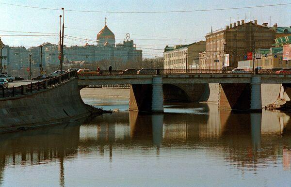 Мост Обводного канала на Пятницкой улице