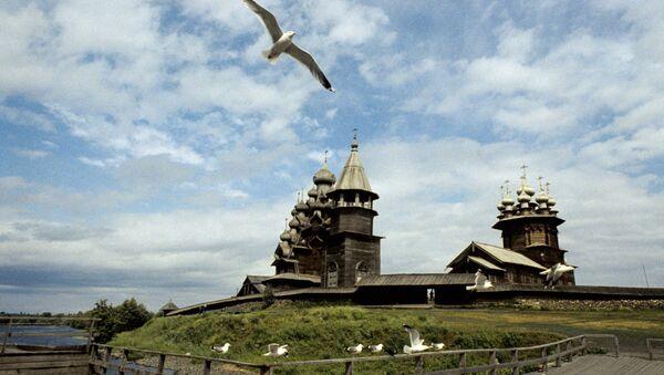 Государственный музей-заповедник Кижи
