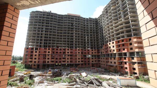 Власти Петербурга будут бороться с недостроем жилых домов - Ведомости