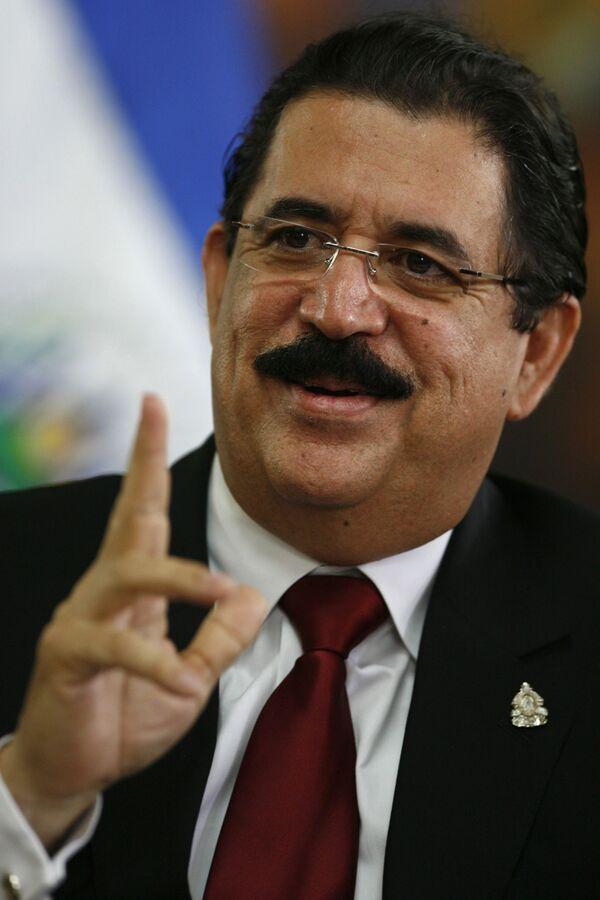 Верховный суд Гондураса отказал Селайе в праве вернуться к власти