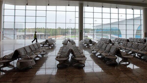 Терминал D аэропорта Шереметьево. Архивное фото
