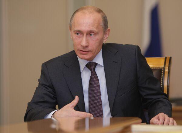 Владимир Путин прибыл в Гданьск