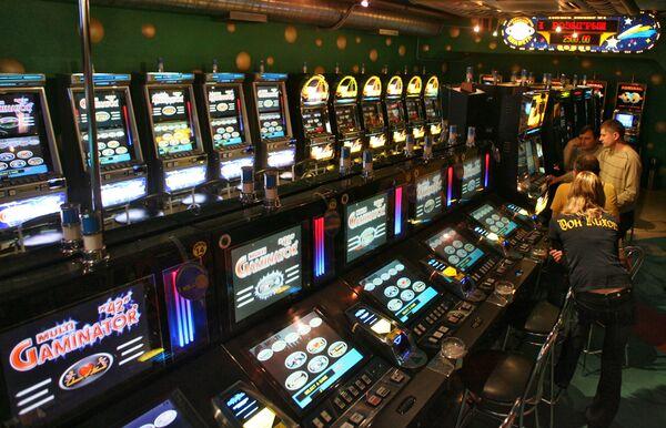 игровые автоматы в казино сша часть i
