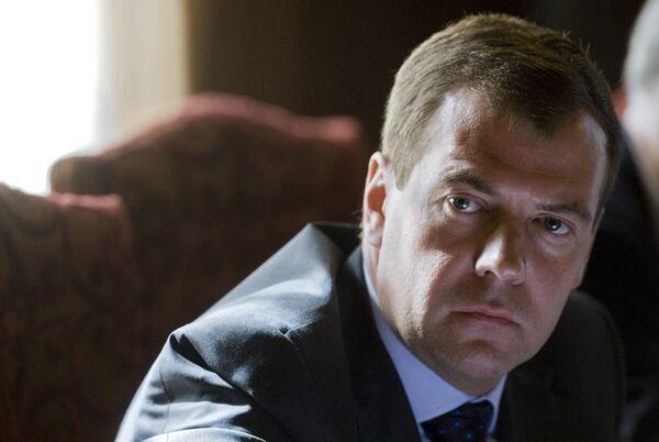 Медведев назвал ЖКХ черной дырой с точки зрения энергоэффективности
