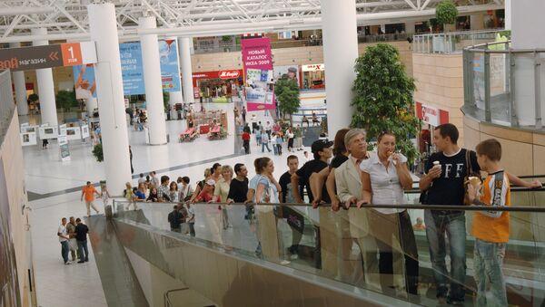 Ставки аренды в торговых центрах Москвы с начала кризиса упали на 25-30%