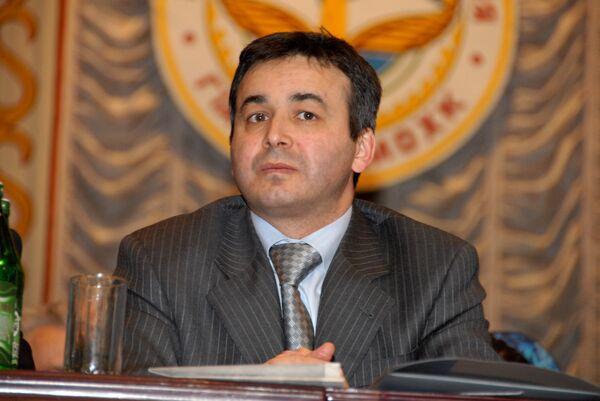 Экс-премьер Ингушетии Рашид Гайсанов