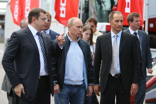 Путин планирует проверить выполнение мер по поддержке Ростсельмаша