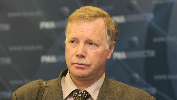 Алексей Плотников - профессор, член экспертного совета ГД по безопасности