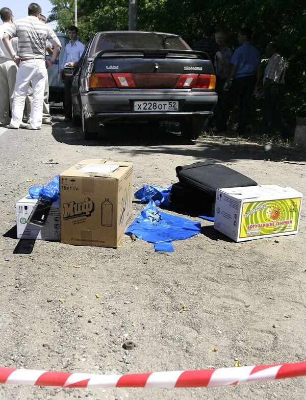 Автомобиль Жигули с телами погибших обнаружен на участке федеральной трассы М-4