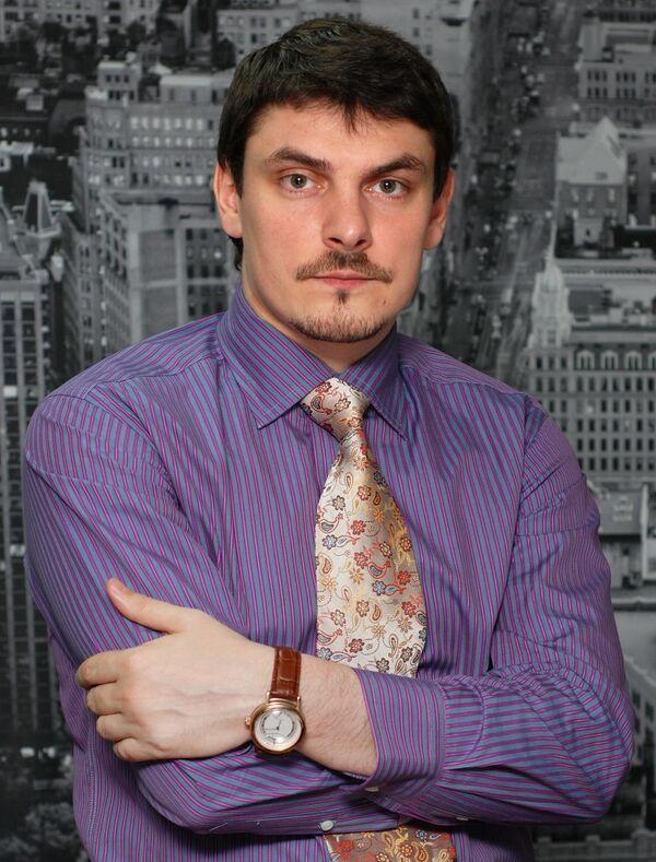 Евгений Колесов, генеральный директор консалтинговой компании Optim Consult International Co.