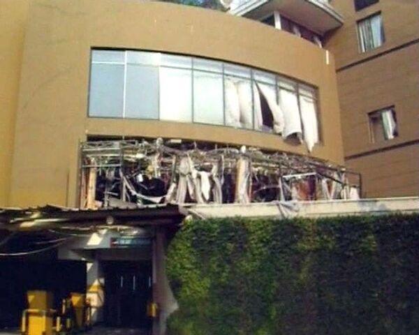 Два мощных взрыва прогремели у самых охраняемых гостиниц Джакарты