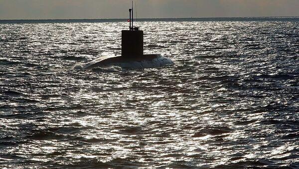 Подлодка К-18 вышла на заводские ходовые испытания