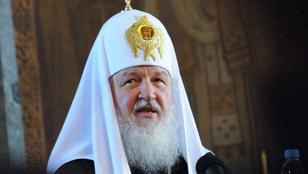 Патриарх Кирилл стал доктором богословия Киевской духовной академии