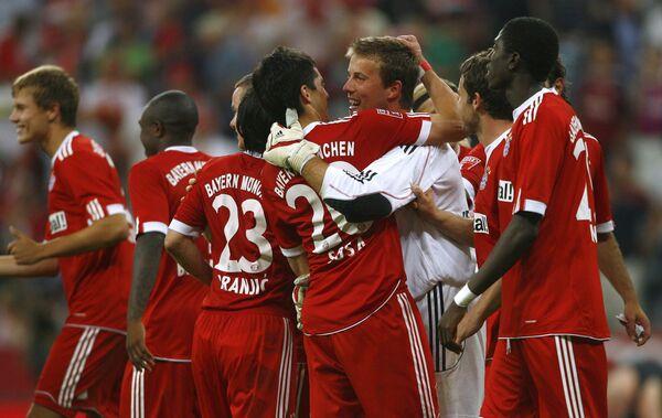Бавария начала новый сезон в Бундеслиге ничьей с Хоффенхаймом