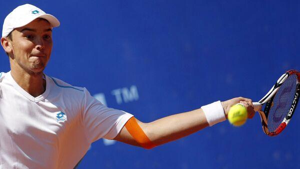 Немецкий теннисист Андреас Бек