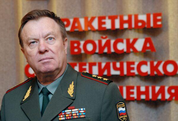 Генерал-полковник Николай Соловцов