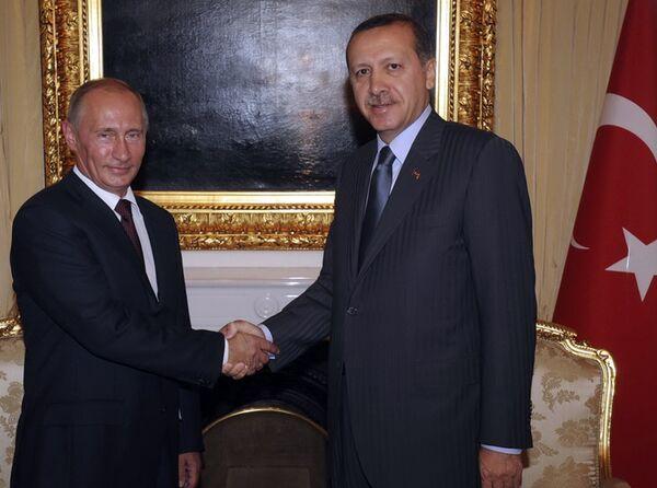 Россия и Турция договорились сразу по нескольким крупным энергопроектам