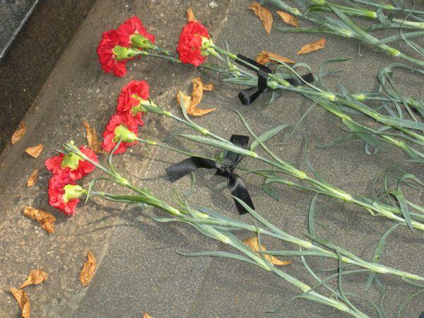 Вечер памяти жертв Беслана прошел в Брюсселе