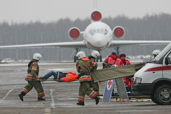 СКП РФ проверит обстоятельства аварийной посадки Ми-171 под Воркутой
