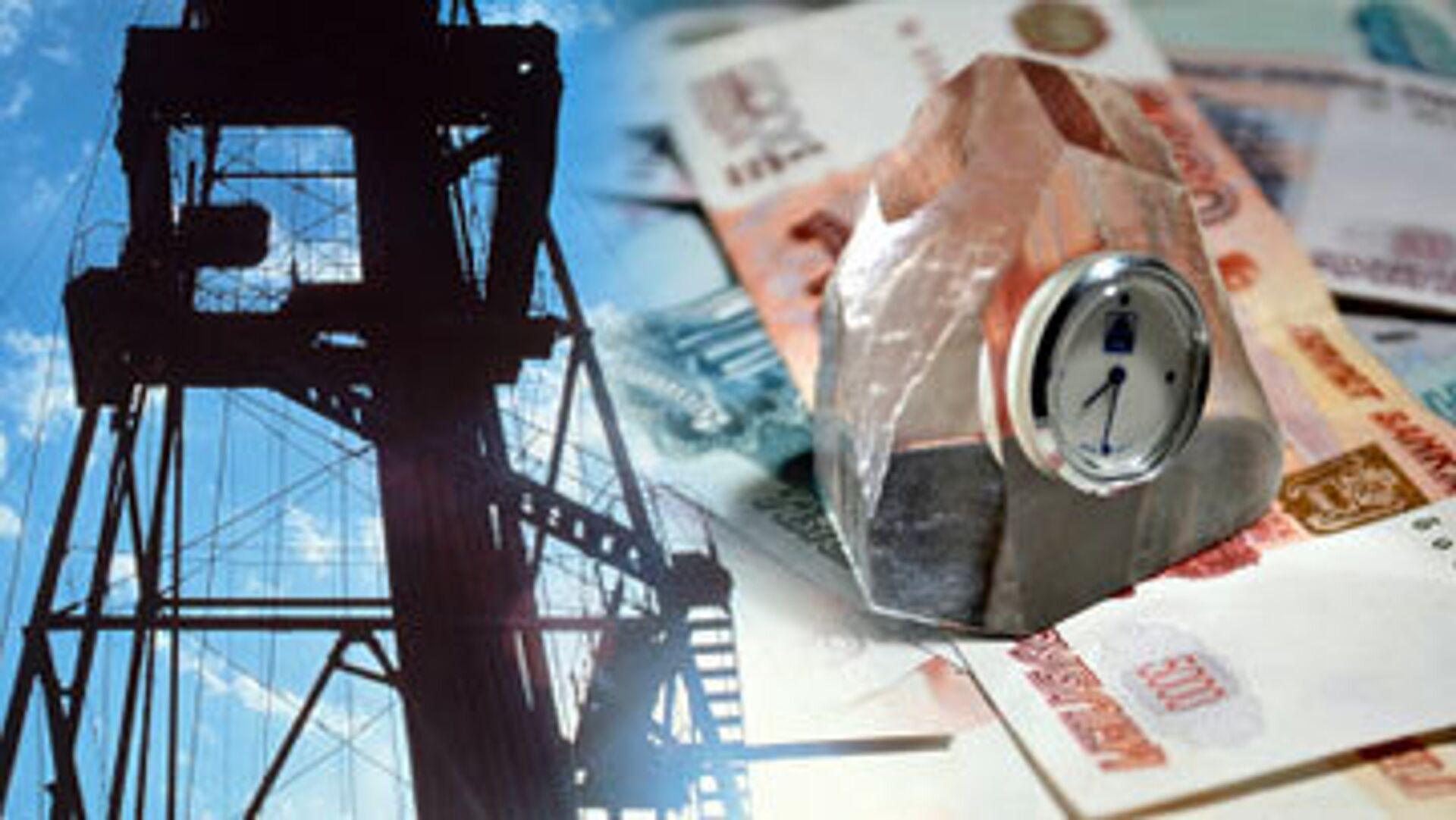 Цены на нефть - РИА Новости, 1920, 13.04.2021