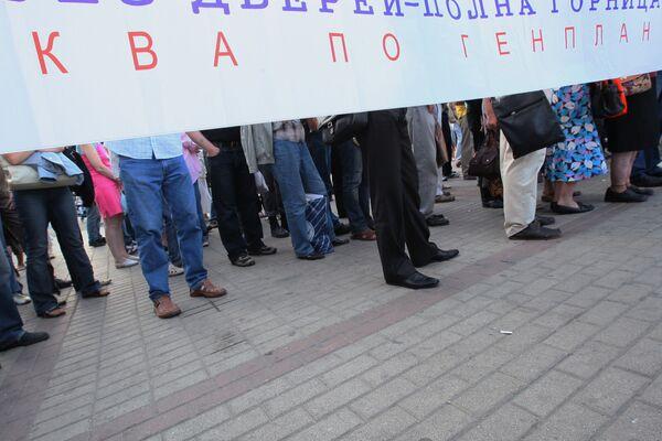 Москвичи убедили власти столицы отказаться в Генплане до 2025 года от нескольких мостов