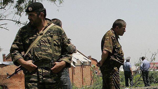 Следствие возбудило дело по факту обстрела поста милиции в Ингушетии