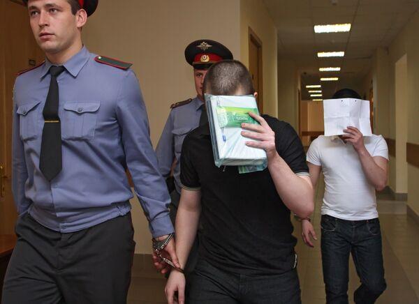 Драгомиловский суд рассматривает по делу банды Черных ястребов