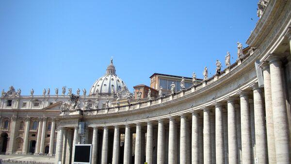 Площадь Святого Петра и Собор Святого Петра