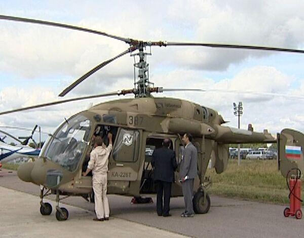 Ка-226т - вертолет-универсал для спецслужб, врачей и спасателей
