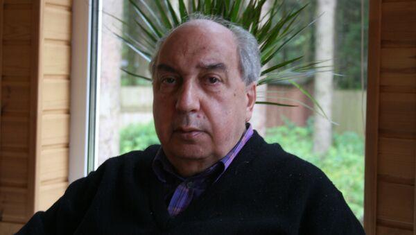 Академик Александр Чубарьян. Архив