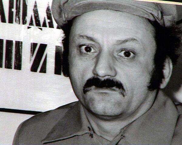 В театре на Таганке Фараду называют российским Чаплином