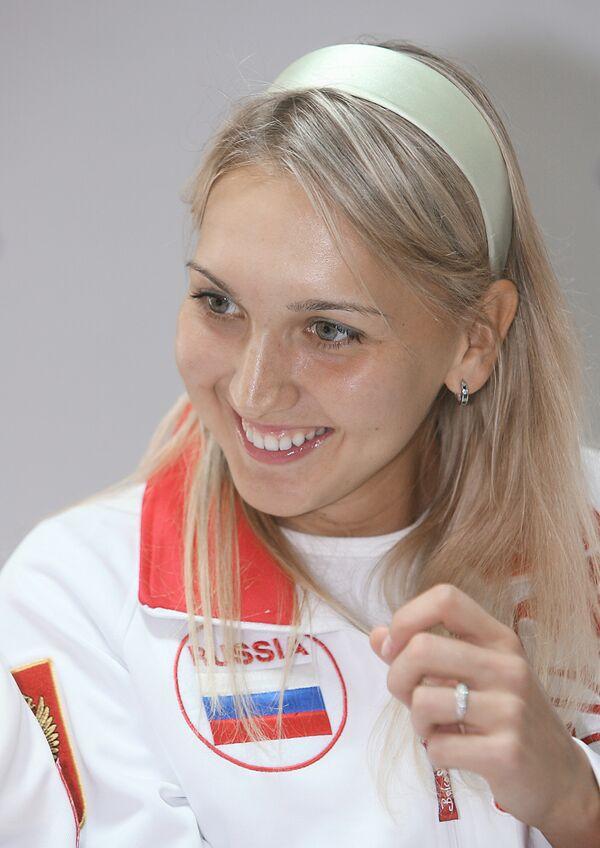 Елена Веснина. Архив.