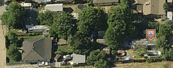 Дом, в котором жила похищенная Джейси Ли Дагард (Jaycee Lee Dugard)