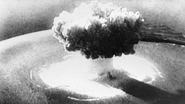 Ядерный взрыв. Архив