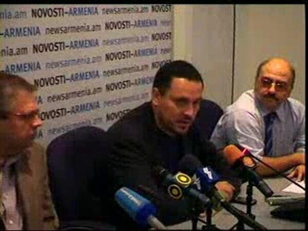 Запрет грузинских властей на въезд в страну известных российских журналистов