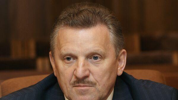 Губернатор Хабаровского края Вячеслав Шпорт на четвертом Дальневосточном международном экономическом форуме