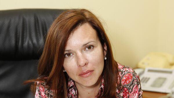 Юлия Ракчеева назначена заместителем генерального директора ВГТРК