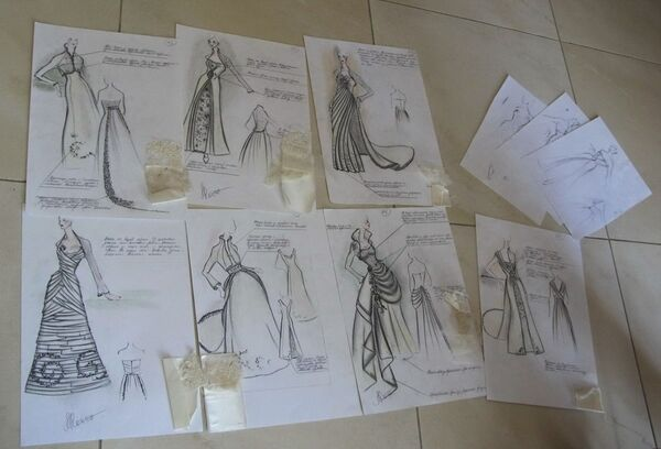 Гости королевской свадьбы в Англии наденут платья дизайнера из России