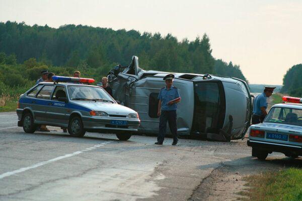 Вице-консул КНР на Украине находится в тяжелом состоянии после аварии