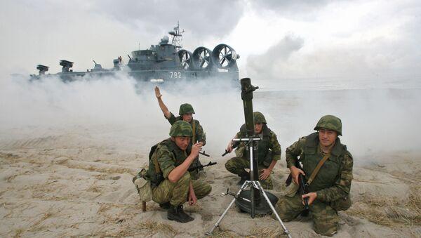 Учебно-боевые стрельбы