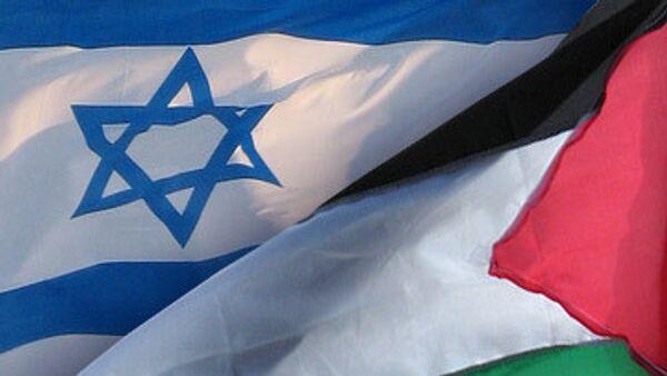 Израиль, Палестина
