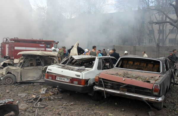 Размер ущерба от взрыва склада в Воронеже превысил 40 млн рублей