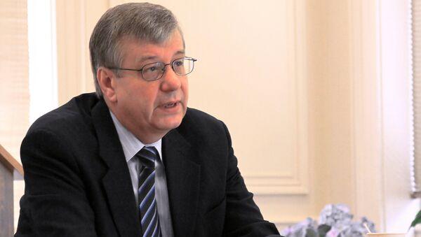 Исполнительный директор Международного валютного фонда (МВФ) от России Алексей Можин