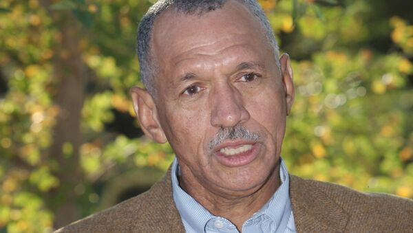 Руководитель НАСА Чарльз Болден. Архивное фото