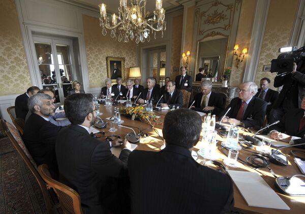 Заседание Шестерки по Ирану в Женеве