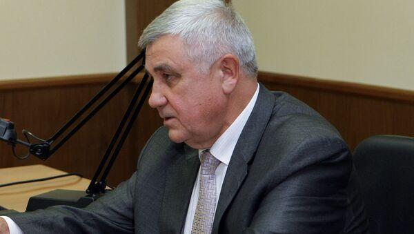 Губернатор Владимирской области Николай Виноградов