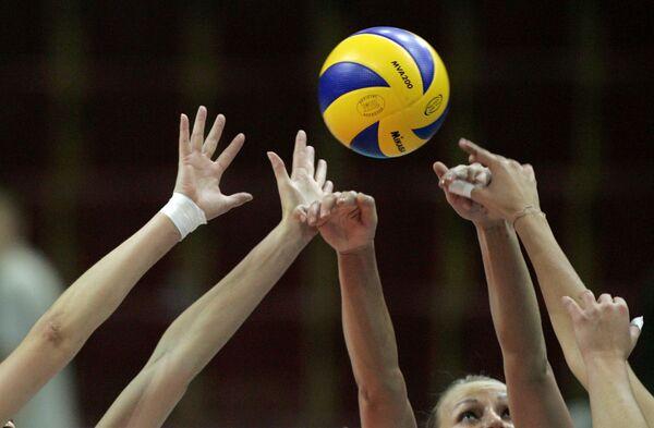 Женский волейбол