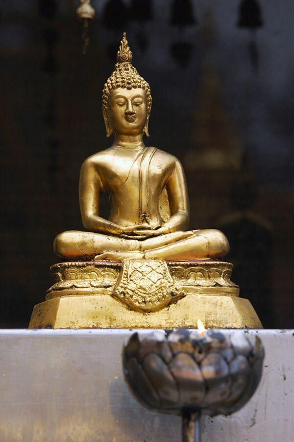 Изображение Будды. Архив
