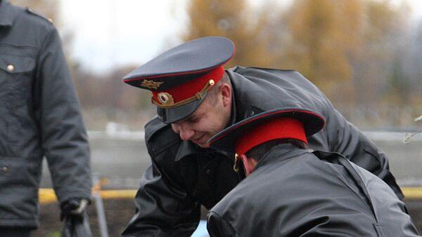 В Москве с погоней и стрельбой задержаны предполагаемые грабители