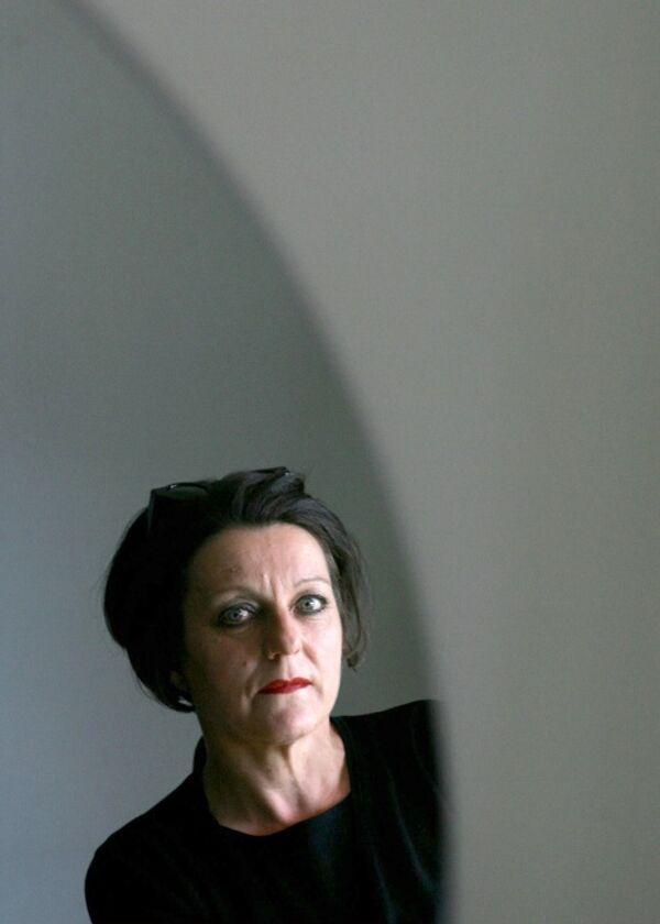 Обладателем Нобелевской премии по литературе стала Герта Мюллер